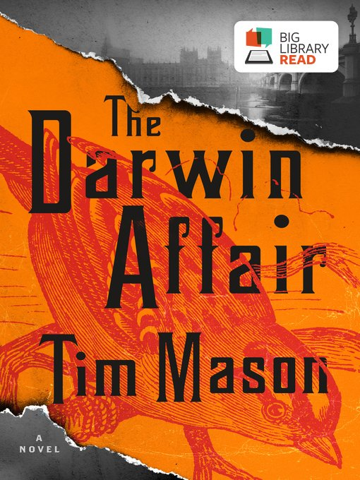 Join Libby's global book club with The Darwin Affair now through August 17th - no holds available for everyone!  follow the link to an interview with the author, or open your Libby app to check it out!
