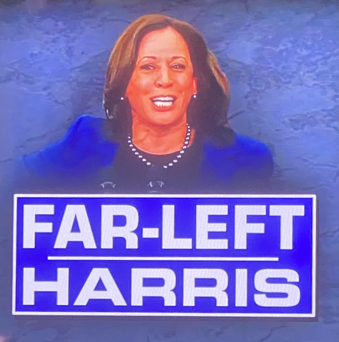 Trumps hair, face, skin and hands have been fair game for the media, and therefore in order to be fair, presumptive President Harris must be likewise treated #Trump #maga #gop #potus #dems #seanhannity #tuckercarlsontonight #ingrahamangle #realDonaldTrump #Trump2020 #wattersworld