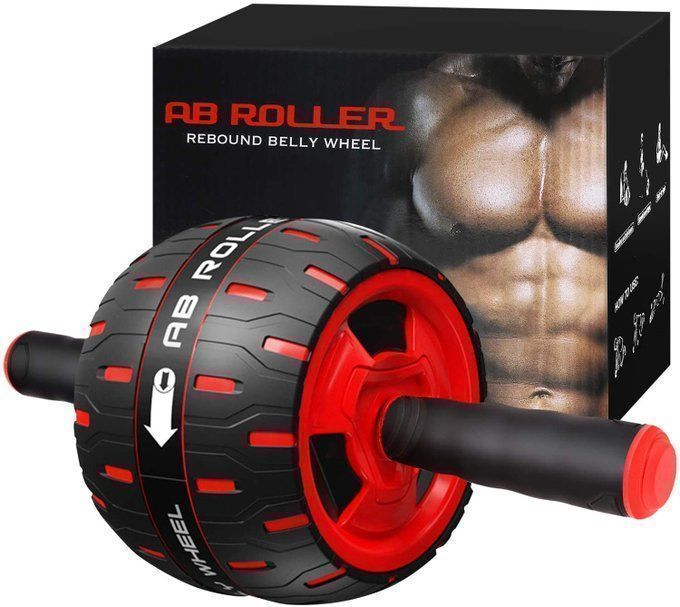 Ab Roller for $14.99!  Use promo code; SSYMOKKA