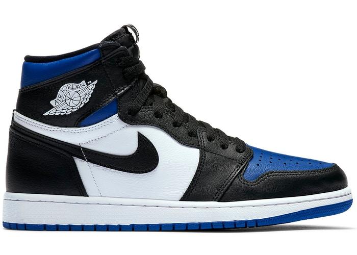 Grab the Jordan 1 Royal Toe starting at $215             #FKDX