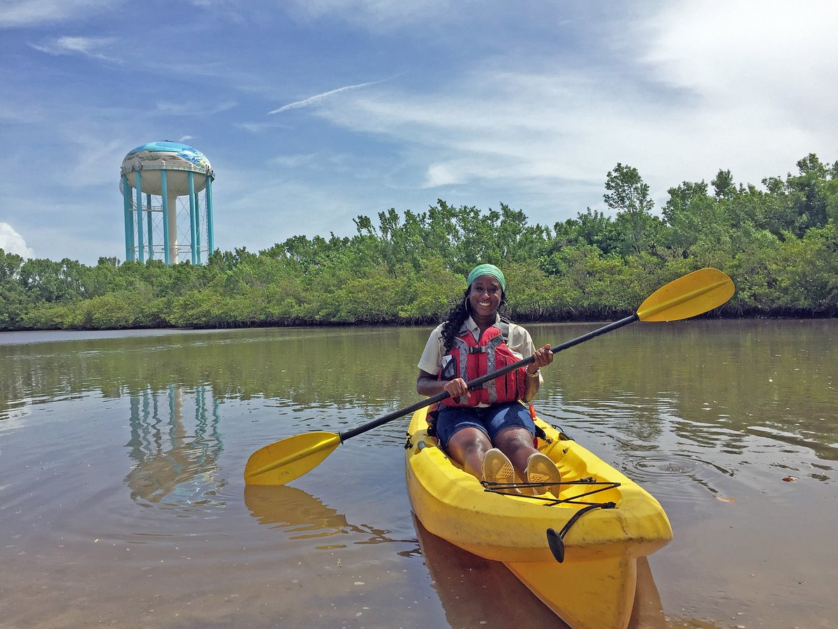 #BrowardParks offers plenty of opportunities to relax on the water.  Rentals are available at @everglades #PlantationHeritage @QuietWatersPark #TreeTopsPark @TYParkBroward @WestLakeBroward