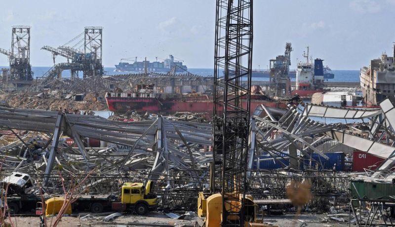 test Twitter Media - En 2016, un consultant de l'armée US aurait mis en garde contre la présence du nitrate d'ammonium dans le port de Beyrouth https://t.co/E6xnsN2BBE https://t.co/sGzL5JOLZG