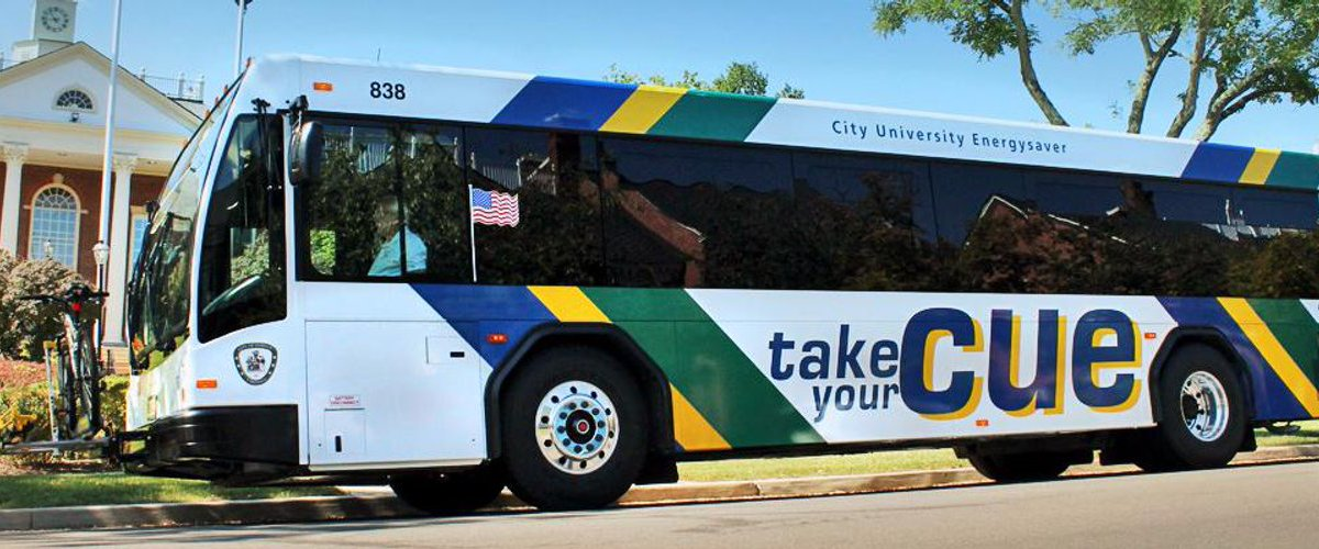 When is a good time to take your CUE?   NOW!  @CityofFFXCUE is safe, clean, and can take you where you need to go, seven days a week. Visit  for info, and get going on CUE!