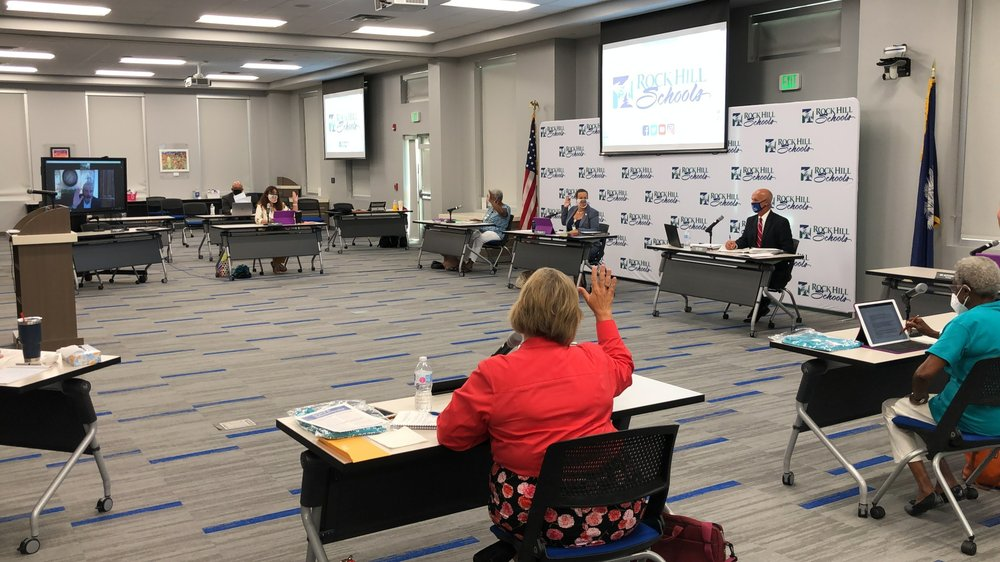 School boards are at heart of reopening debate    - @AP