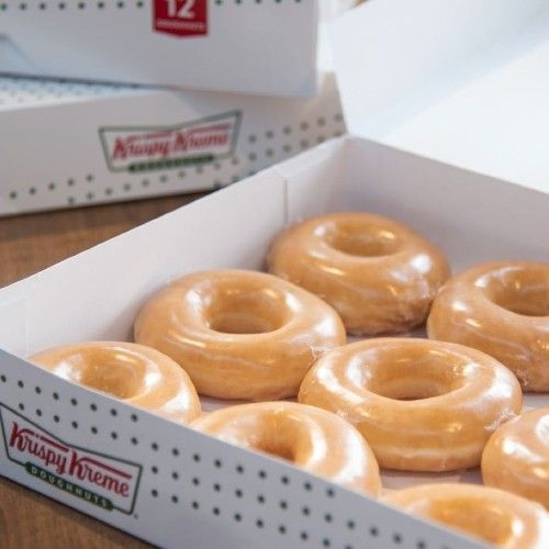 Free Krispy Kreme Dozen!   (With Any Dozen)