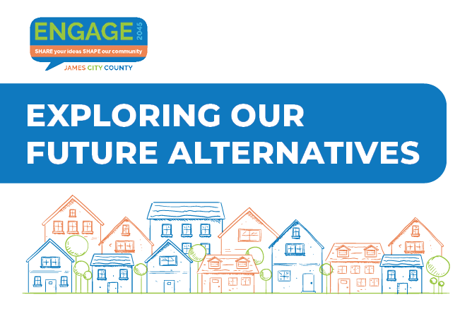 To help shape the future of the County, you can participate by watching the recorded webinar on EXPLORING OUR FUTURE ALTERNATIVE VIRTUAL ASSEMBLY and complete the online questionnaire by September 2! Visit the 2040 Comp. Plan webpage to participate!