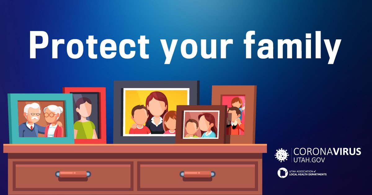 People who live in close quarters or with a large family should be careful not to spread COVID-19 at home. Maintain distance from higher-risk family members. Avoid hugging and kissing for now, and don't share food or drinks.
