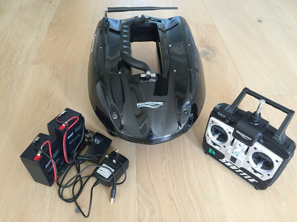 Ad - Waverunner Shuttle bait boat On eBay here -->> https://t.co/UXDmtXnie0  #carp<b>Fishing</