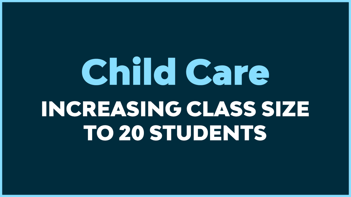 In preparation for education in the fall, we are announcing that effective immediately, class sizes at our child care centers can expand from 10 students to 20. Houses of Worship may also reopen their child care centers. This is in-line with our Northern New England neighbors.