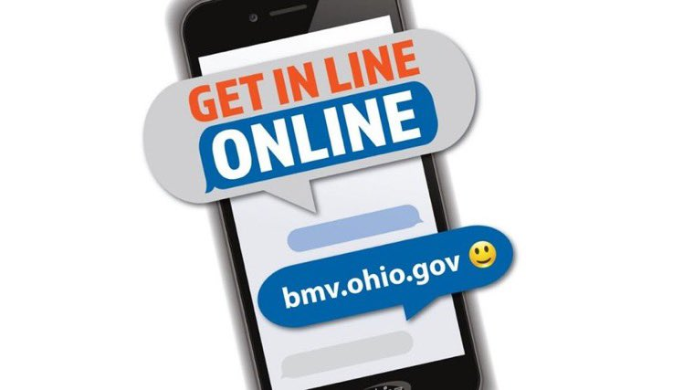 Reminder: If your license expired during the pandemic, it's still valid until Dec. 1 or the end of the state of emergency - whichever comes first. If you do need to visit an @Ohio_BMV location, Get In Line Online to avoid a long wait. More info: