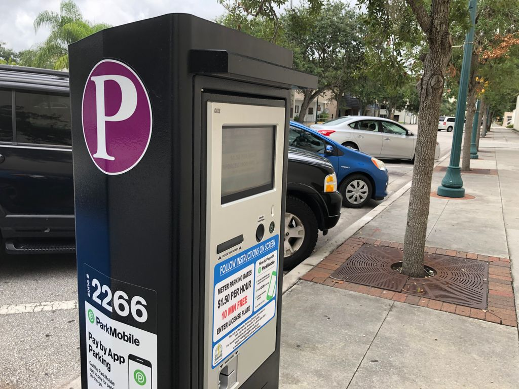 PARKING REMINDER – DOWNTOWN - Convenient parking is available in metered spaces on Main Street and Palm Avenue, or at least two hours of FREE parking in our City-owned downtown parking garages and on most downtown streets. Learn more at