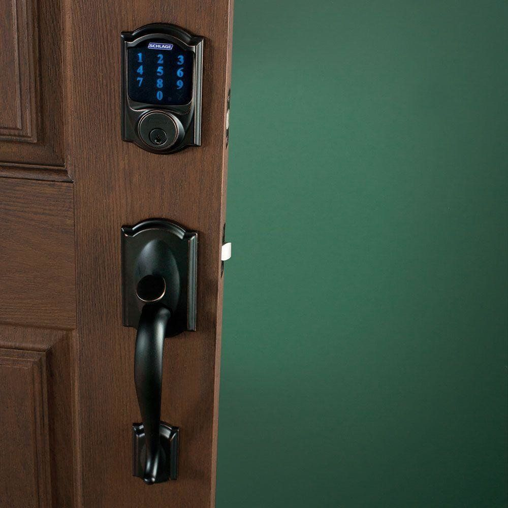 Home Depot Smart Locks Sale + More  Today Only: