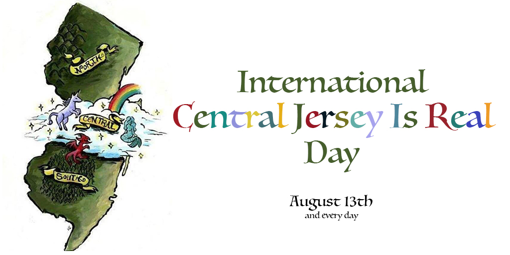 It's real and it's spectacular #CentralJerseyIsRealDay