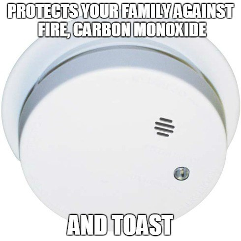 Save money and get a natural gas detector that can check for propane and carbon monoxide too. #LifeSavingSkills