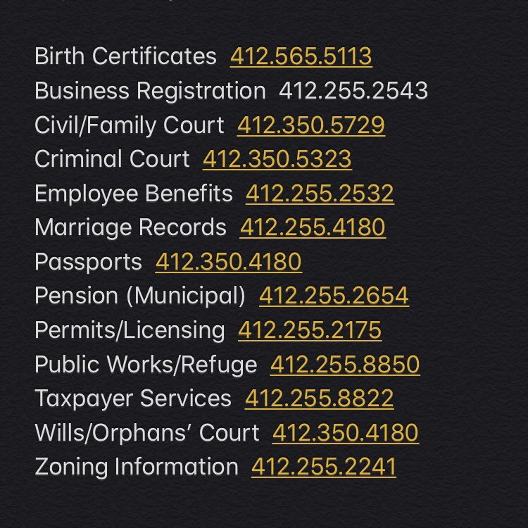 Looking for court records or business registration info? Then we're sorry, you've come to the wrong place ☹️  But we hope you're able to find the dept you need for by using this list of 𝐌𝐨𝐬𝐭 𝐂𝐨𝐦𝐦𝐨𝐧 𝐑𝐞𝐪𝐮𝐞𝐬𝐭𝐬 we receive.