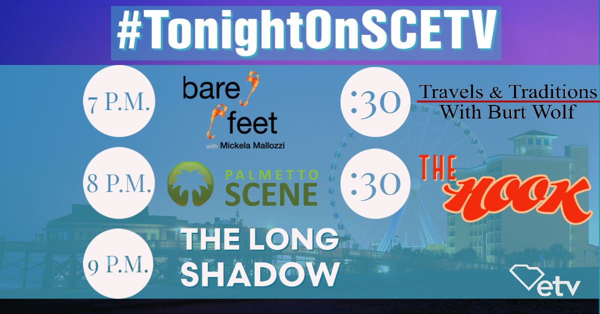 Tune in this #ThankfulThursday #TonightOnSCETV for a great lineup!