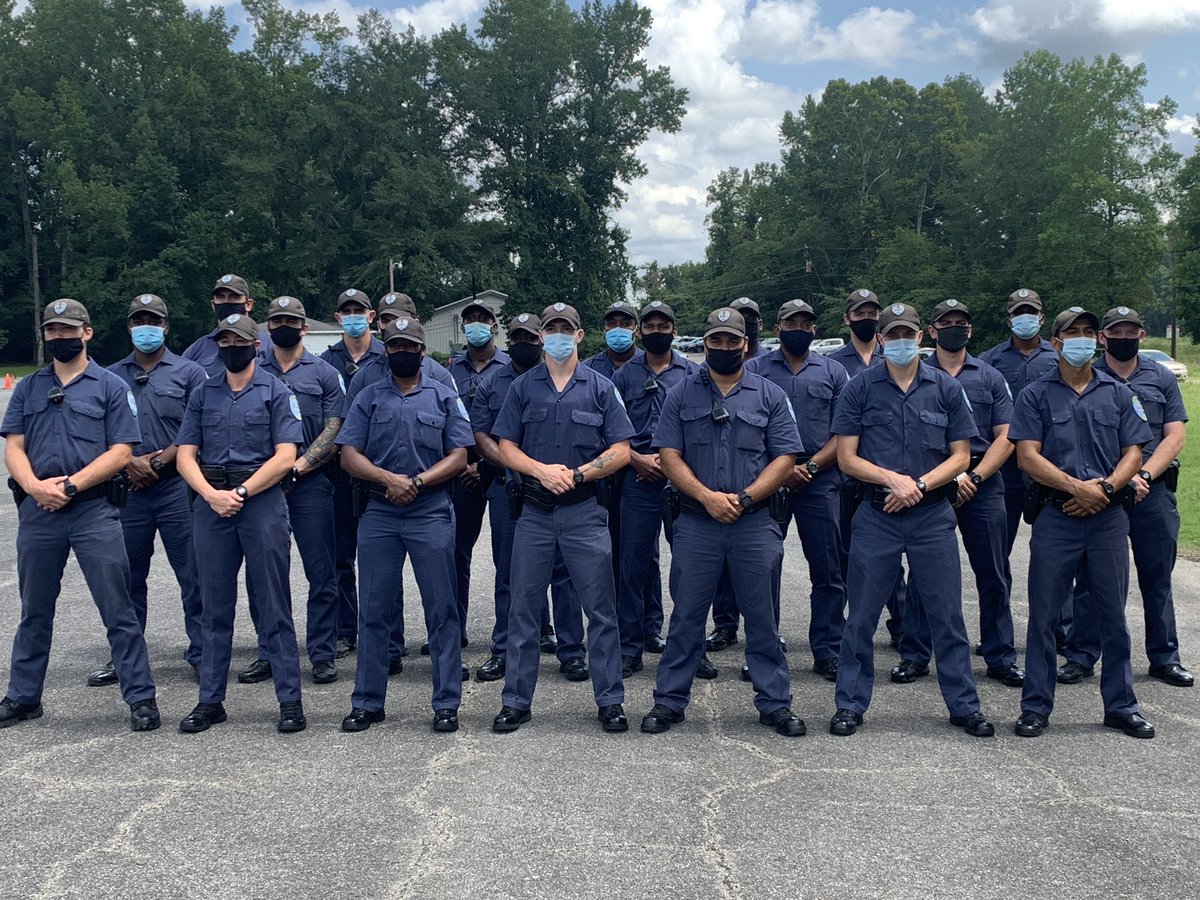 The future is looking bright for BPD as it's newest recruit class approaches Graduation. The class graduates the academy in two weeks!