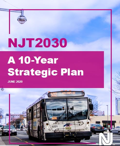 10-year Strategic Plan and our five-year Capital Plan: a roadmap to rebuild the future of public transportation at @NJTRANSIT. Learn more in the latest FYI: Customer News.