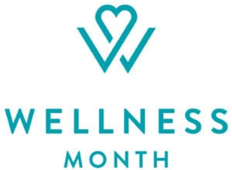 August is National Wellness Month. If you want to give your physical health a little boost, try starting with mindful movement, like taking a 10 minute walk or starting your day with 15 minutes of yoga. Consider replacing a bag of chips with carrots and hummus.