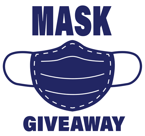 """City of Coeur d'Alene will host a free mask giveaway on Thurs. 8/13/2020, 3-6 PM at Cherry Hill Park (1500 N 15th) """"Stop the Spread, Wear a Mask Campaign"""", an initiative lead by a growing list of regional health organizations, cities, schools and businesses."""