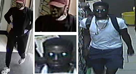 MPD seeks assistance in identifying a suspect in reference to Robbery and Theft offenses in the First and Third Districts.  Have info? Call (202) 727-9099/text 50411.  Release: