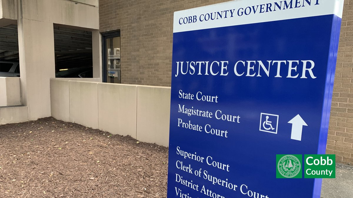 Based upon the Chief Justice's Statewide Judicial Emergency order, Cobb's Chief Judge issued guidance on cases and court action. His document is on our COVID page at
