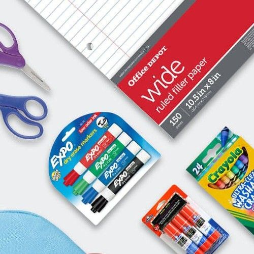 Over 65% Off + Free Shipping!  Office Depot 4-Day Flash Sale: