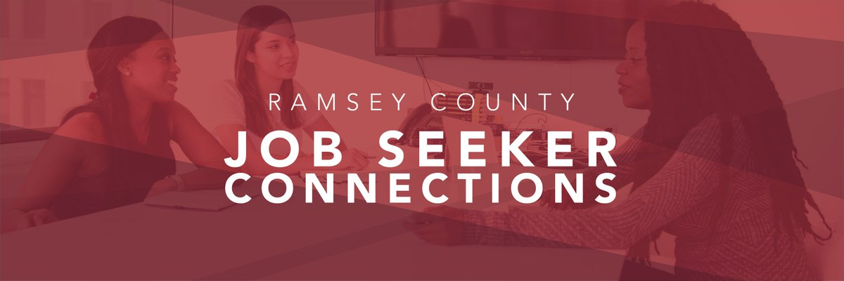 Are you looking for a job? Sign up for the Job Seeker Connections newsletter to view virtual events, workforce training and resources, employment opportunities and more: