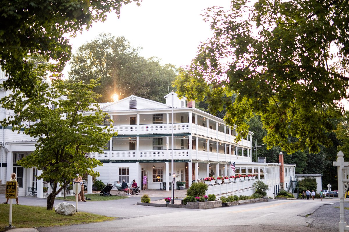 Log out of your email and set your phone to do not disturb, because we are heading to a stress-free oasis: Capon Springs and Farms. Check out what life at Capon looks like before you book using their limited time WV resident discount: .