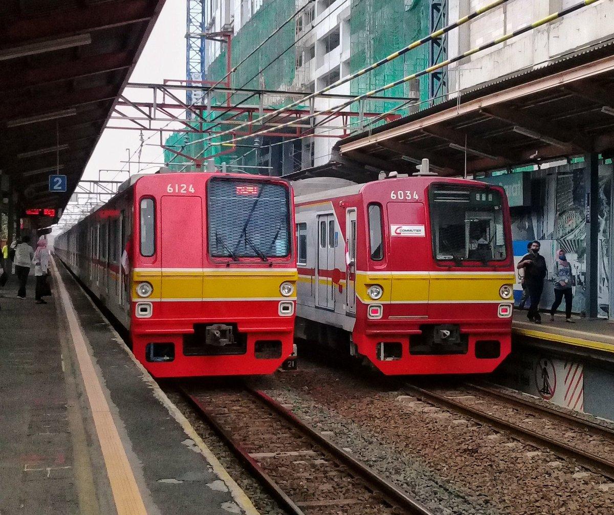 test ツイッターメディア - @Toku220 (私はインドネシアに住んでいるので、私はインドネシアで日本電車の写真だけを与えました)  こちらは元千代田線6000系電車で、インドネシアには数十編成ありますが、電車を利用する際に一番好きな電車です 😁😁 https://t.co/KoitdxvOy7