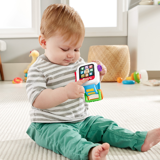 $5.99! Fisher-Price Baby Smartwatch