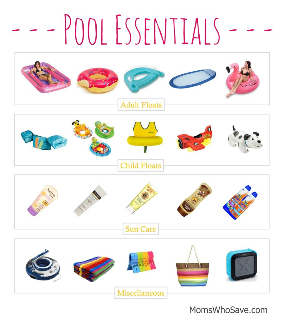 We Have All of Your Pool Essentials (Affordably Priced)  >>   #deals #summer