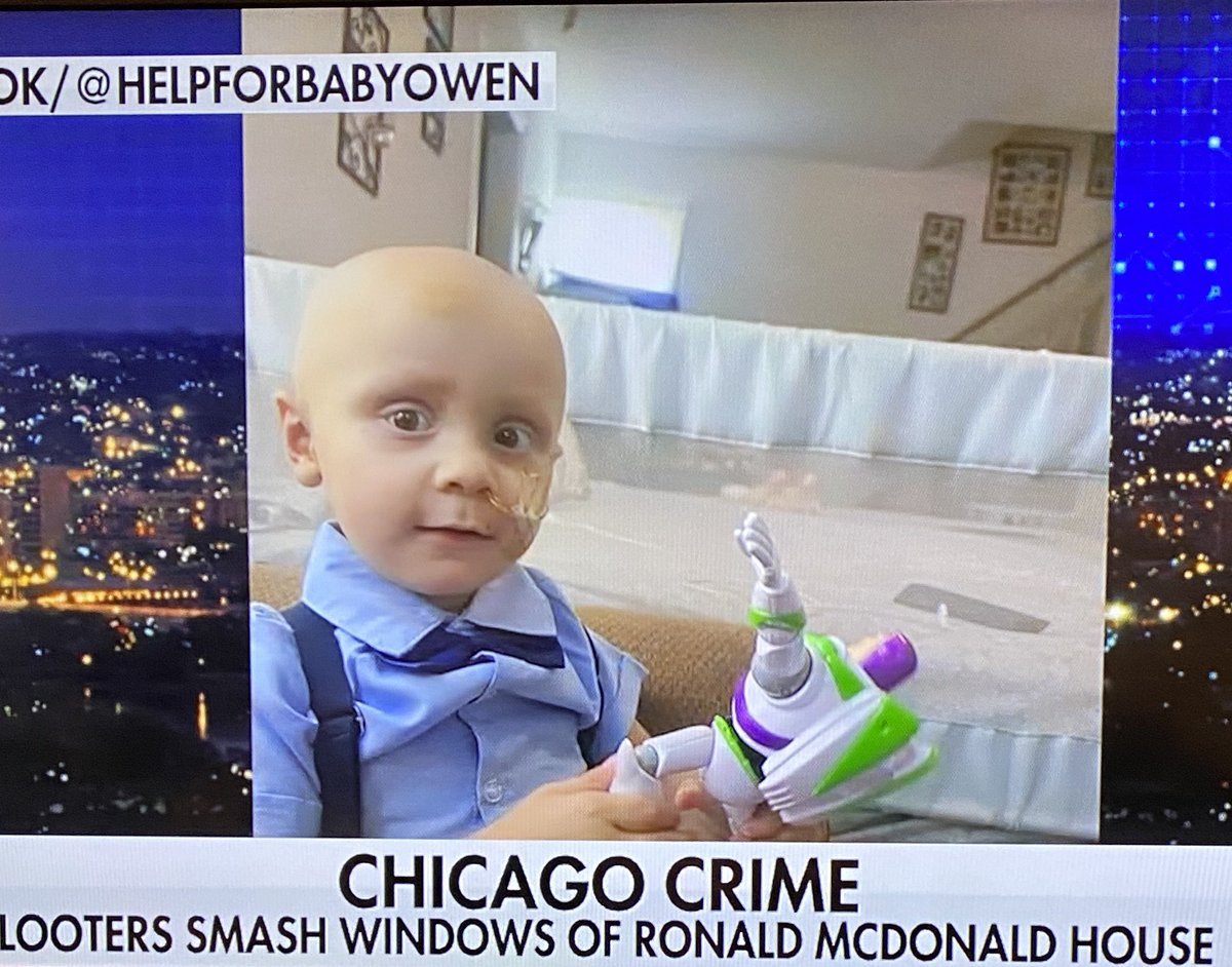 #dems BLM rioters attacked Ronald McDonald house, a place where children get treated for cancer. It had to go into lockdown. This is madness! #Trump #maga #gop #potus  #seanhannity #tuckercarlsontonight #ingrahamangle #realDonaldTrump #Trump2020 #wattersworld