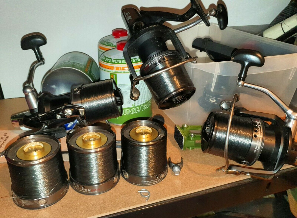 Ad - Daiwa Tournament Basia 45 QDX On eBay here -->> https://t.co/1do0YfWOIu  #carp<b>Fishing<