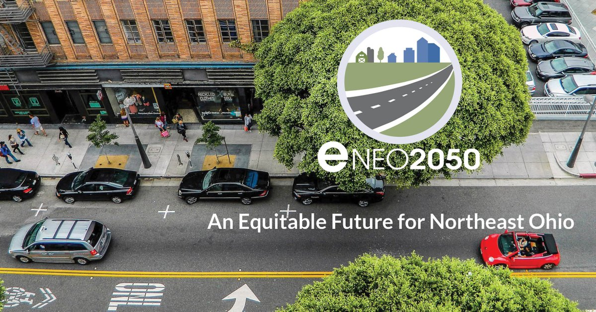 Tonight at 5:30, @NOACA_MPO is hosting a Virtual Public Meeting for the city of Cleveland. Share what matters to the future of your community and join NOACA to discuss the transportation and environmental needs for the region.   RSVP here: