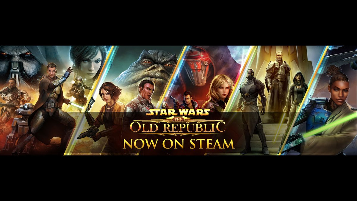 test Twitter Media - #SWTOR on Steam brings a new way for players to play! With crossplay and cross-save, you can now choose where to play. Read more: https://t.co/Nd759TOwZV https://t.co/kkkmvj9mPv