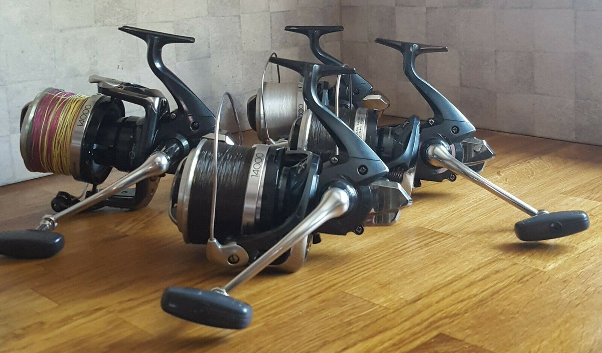 Ad - 4 x Shimano Ultegra 14000 XTC Big Pit Reels On eBay here -->> https://t.co/eABN60zWhU  #c