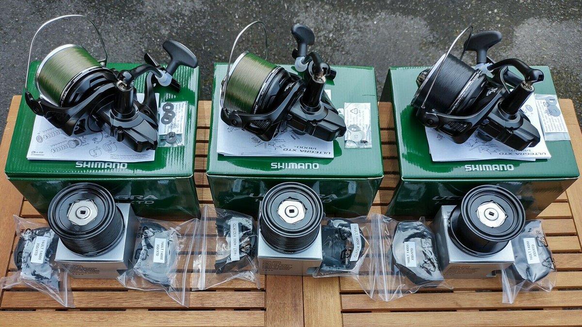 Ad - Shimano Ultegra 14000 XTD On eBay here -->> https://t.co/BhRF6FlJKV  #carpfishing https:/