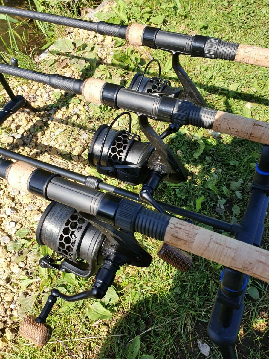 Ad - Nash Scope GT-6000 Reels x3 On eBay here -->> https://t.co/RTTbQs6d3y  #carpfishing https