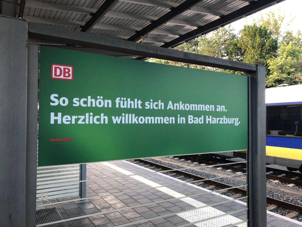 ????????♂️ (@ Bahnhof Bad Harzburg in Bad Harzburg, Niedersachsen) https://t.co/cfRxQitQK9