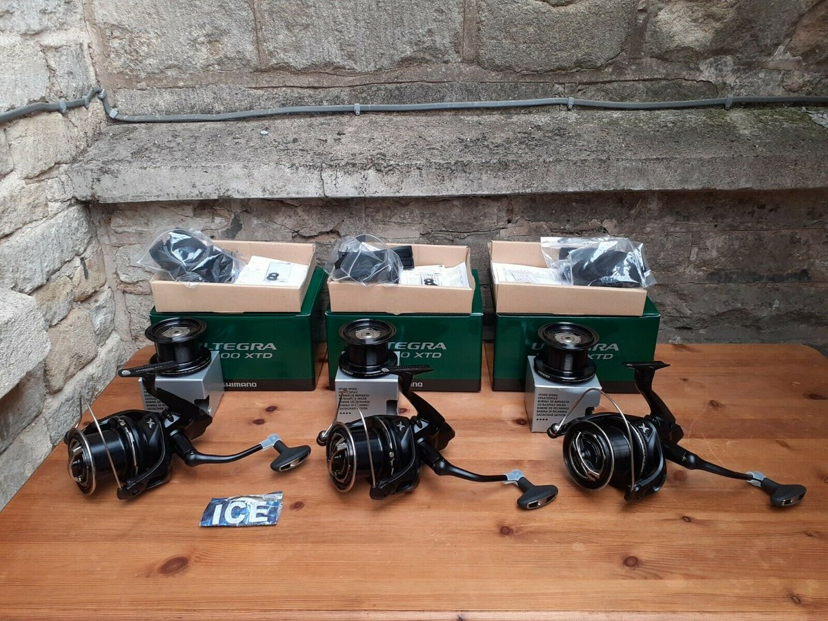 Ad - Shimano Ultegra 14000 XTD x3 On eBay here -->> https://t.co/eeJ4mqOHFN  #carpfishing http