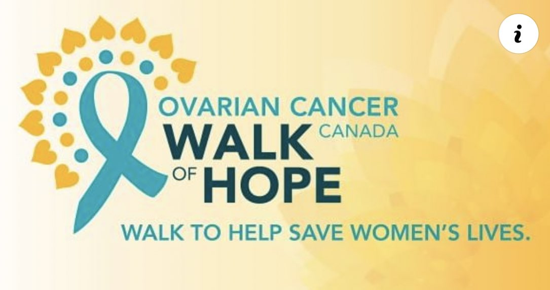 test Twitter Media - Early morning walk with my daughter to help raise awareness of @OvarianCanada & the #walkofhope event. 1 in 2 women diagnosed with Ovarian Cancer will not live to see another 5 years. Thank you to all the organizers and researchers who continue to fight for a cure.🌹 https://t.co/Mk5FALeFSP