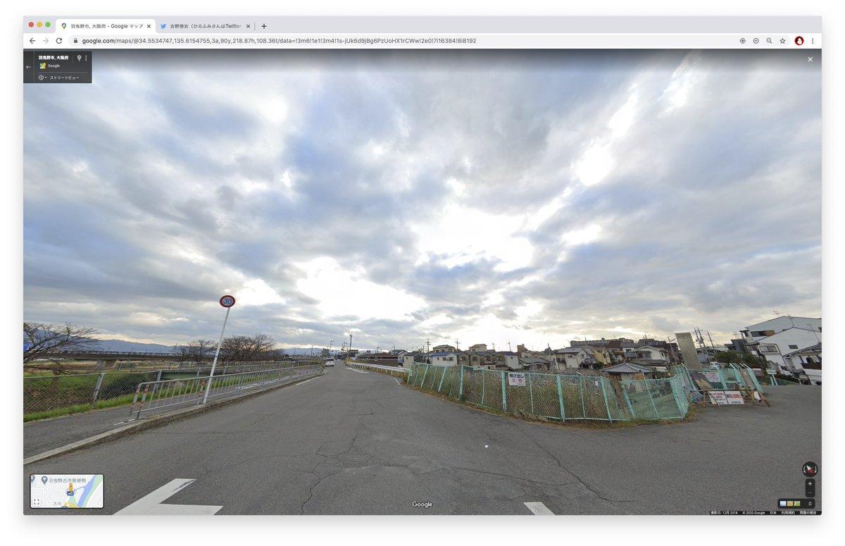 test ツイッターメディア - 写真の左が氾濫したとみられる河川(大和川ではなく石川?)で、右に立つ石碑との距離が近いと分かりますね。  こういった話を後の取材で掘り下げます。とても楽しみですね。 https://t.co/hM2ELWhlMi