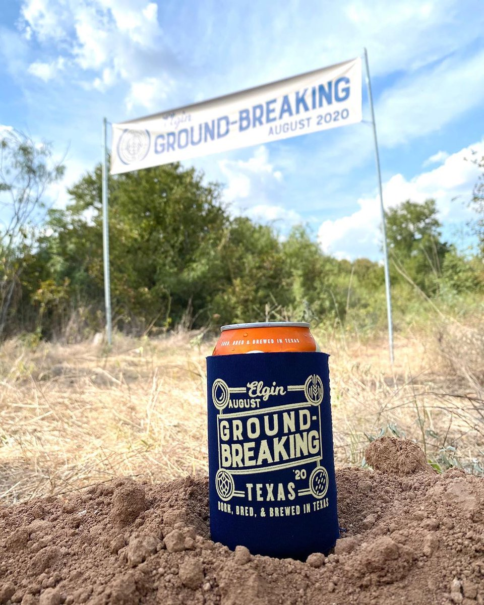 If you haven't heard the news yet, we have a new #brewery coming to Elgin! @circlebrew will be opening a new #brewery and taproom in the summer of 2021 and we couldn't be more excited to have them join our Ale Trail! #ExploreBastropCounty