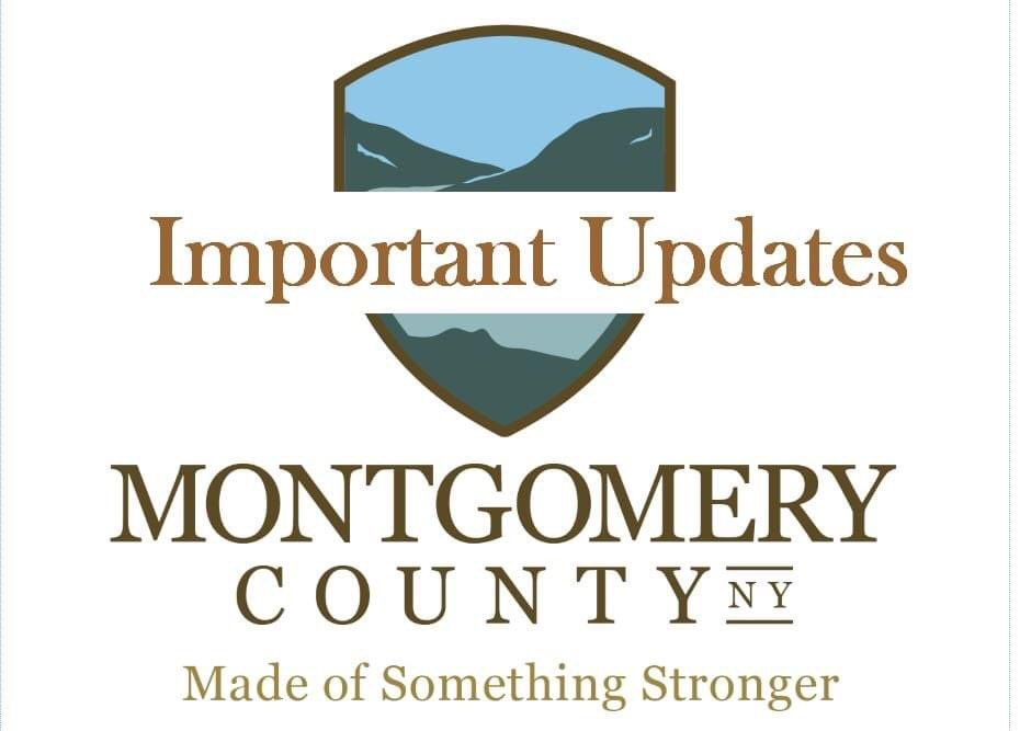 County officials will hold the weekly Facebook Live at 1 p.m.   Please tune in and share.  #ComeBackStronger #montgomerycounty  #update
