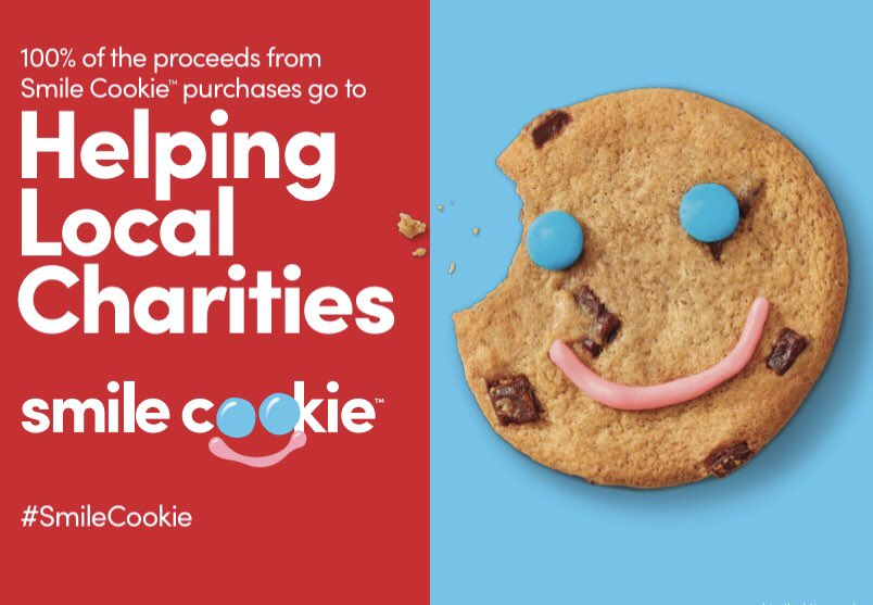 test Twitter Media - Hey Fort Richmond, it's #SmileCookie week! Find a @TimHortons near you & purchase some cookies to put a smile on a friend or colleague.   100% of the proceeds will be donated to local charities. #mbpoli #delicious #greatcause https://t.co/BI4zhkUX49