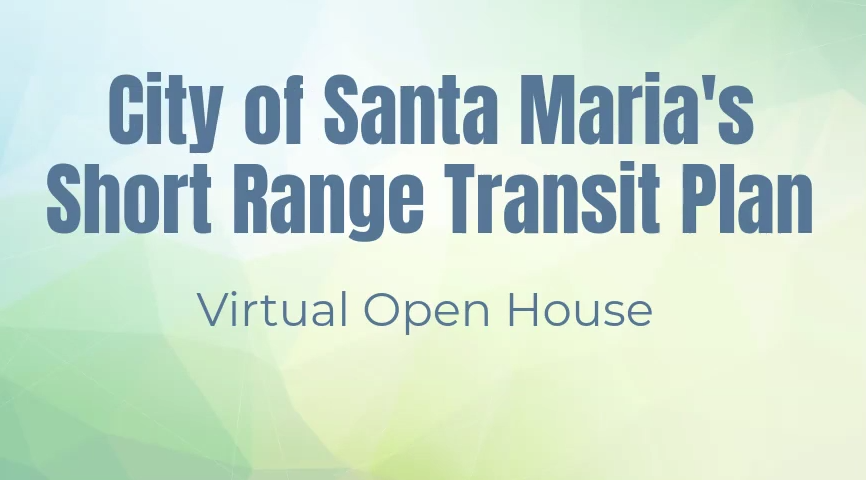 Member News | #SMAT Short Range #Transit Plan #Virtual Open House Taking Place Until #October 7th