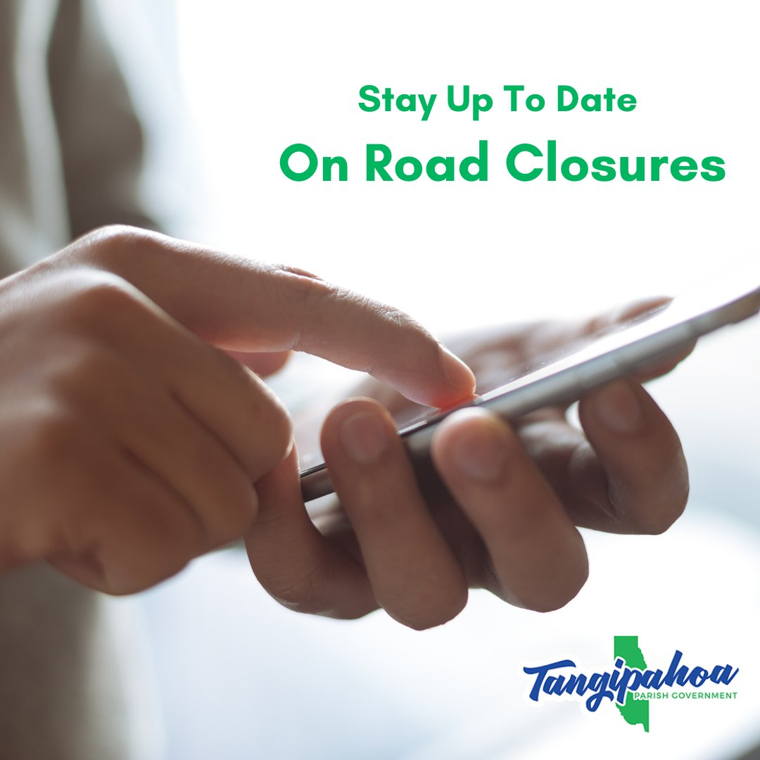 Stay up to date on weather-related road closures in your area by visiting the Louisiana Department of Transportation and Development website here 👉   📲Download the mobile app here>>>