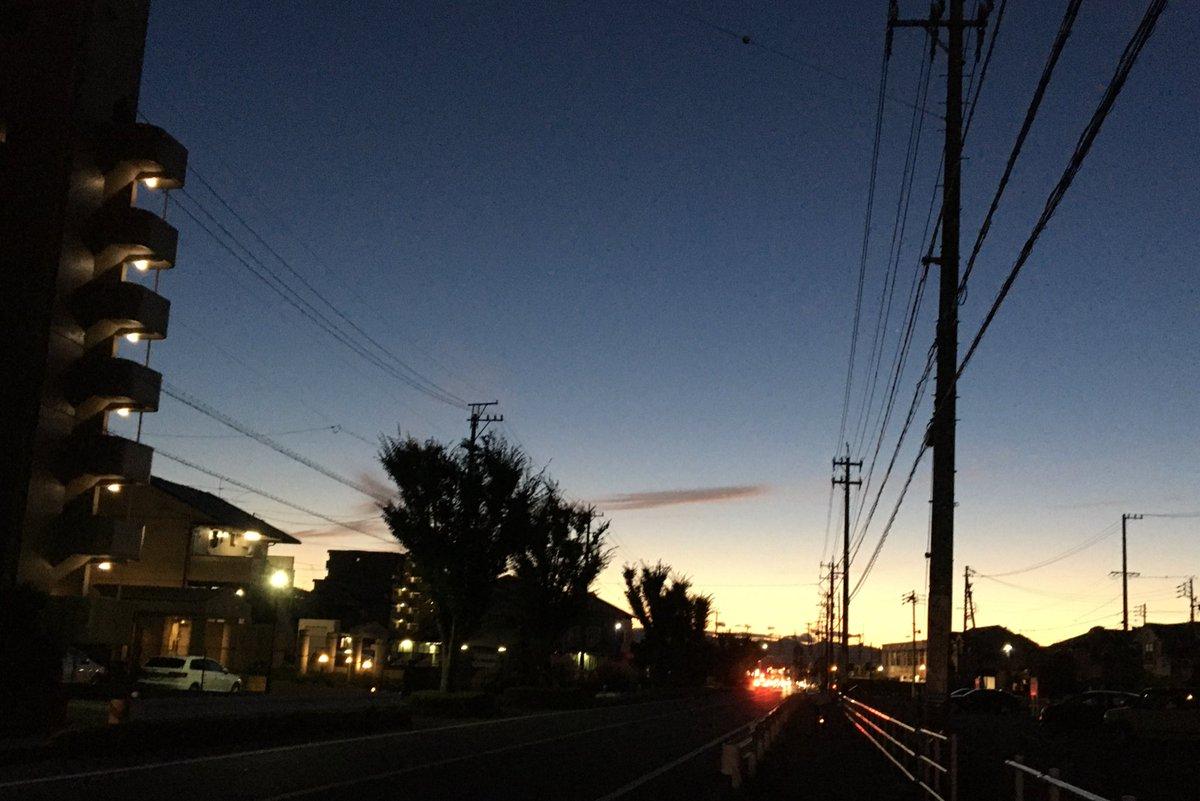test ツイッターメディア - あさ心理室です。厳しい暑さから季節は秋へ。名古屋では朝晩の空気に秋らしさが。季節の変わり目に体調を崩さないようにお気をつけください。  明日も朝9時より開室。心理カウンセリングをしております。 #カウンセリング #臨床心理士 https://t.co/BTPAjDTHBH