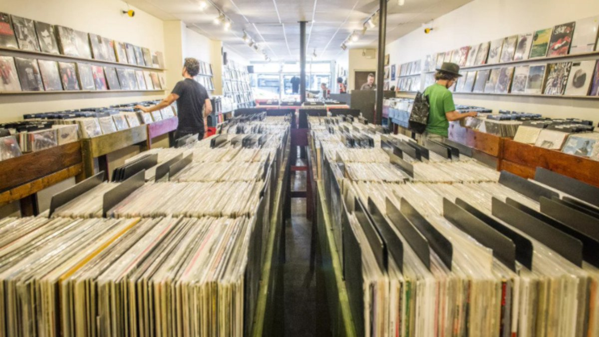 Vendas de vinil superam as de CDs pela primeira vez desde os anos 80 -